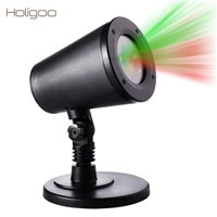 Holigoo Laser Christmas Lights Red and Green Star Projector Moving Star Laser with 7 Lighting Modes for Christmas Holiday Party