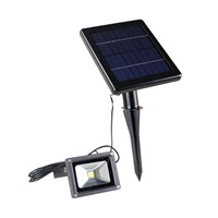 LAIDEYI High Power LED Solar Light Outdoor Security Waterproof Spot Lighting Light-Control Wall Lamps Outdoor Flood Light