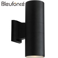 Outdoor Waterproof Wall Lamp Garden Porch Lights E27 220V Home Decoration Lighting Wall Sconce Waterproof Aluminum Wall Light