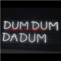 name sign shop name sign led neon sign