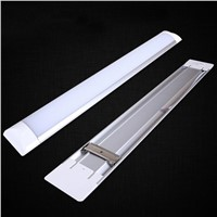 LED Panel Lights 60cm 90cm 120cm 20W 30W 40W LED Surface Mounted Ceiling Lamps Purification lights T5 T8 Tube Light AC85-265V
