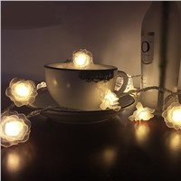 LED lights flashing table  the stars rose wedding room bedroom festive lights on small decorative lamp ZA10277