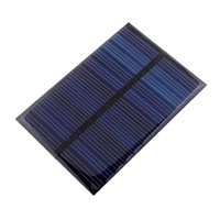 6V 0.6W 100ma Solar Power Panel Solar Charger Modul
