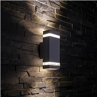 gu10 waterproof IP54 wall light ,christmas decorations led lamp for home,outdoor indoor wall lamp for modern home ,living room