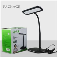 DP Fashion LED Desk Lamp Adjustable Light Color Reading Table Lamp Eye Protection Office Stydyroom Accessories 48 LED Beads Gift