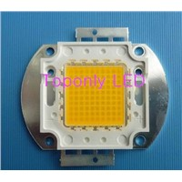 100w Bridgelux chips integrated high power led module lamp super bright lighting source for projector system 2017 New Arrival