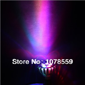 Hot sales E27 15W New Hydroponics Lighting  Plant Led Grow Light Lamp For Flowering Plant and Hydroponics System 85-265V