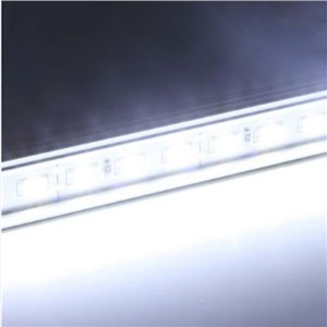 Super Bright 1M Hard Rigid Bar light DC12V 72 led SMD 5630 Aluminum Led Strip light  20pcs/lot