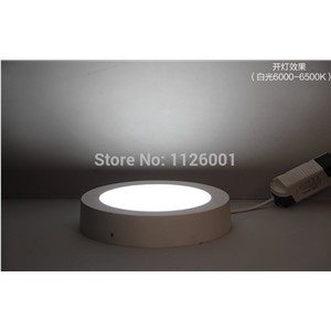 2015 New Ce Luminaria Teto Painel Led Hot Sell 1 Pcs Lot Smd Surface Mounted Down Lights Advantage Products High Quality Light