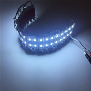 100pcs DC12V 5730 2 LED Modules IP66 Waterproof Led Backlight for Advertising Brighter than 2835 5050 3528 Mini led module