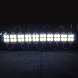 20pcs/lot 4 leds Injection 5630 led module led backlight DC12V Garland Waterprooffor Advertising sign and Channel Letter white