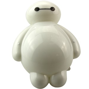 50pcs/lot Big Hero Baymax  Night  Light  Bed Room Lamp Night Sleeping Lamp EU/US plug energy saving 1.5w