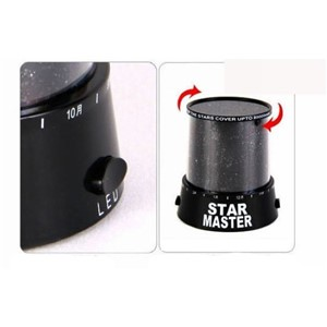 New LED Star Master Night Light Good gift Star Master Project LED light 3V 3xAA Battery Project Lamp