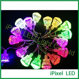 DMX matrix led pixel light RGB programmable floor stage screen LED IC Pixel light