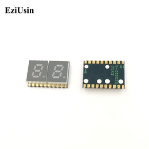 "0.2""inch 7 Segment Red Led Display 2 Digits 2020 SMD LED Module Common cathode or Common anode"