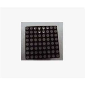 10PCS / LOT LED digital dot matrix module, F3 8*8 green, common anode, 16PIN dot matrix module