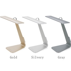 Order LED Desk Lamp Touch Dimmable Eye Protection Bedside Book Reading Study Office Work Table Lamp Child Night Light