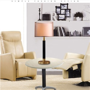 European Iron bedroom lamp table lamp new classical study room hotel lamp LED table lamps