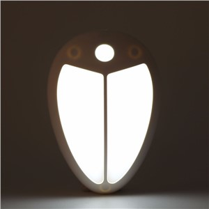 LED Beetle Nightlight Porch Stairway Wall Lamp Wireless Motion Sensor Intelligent LED Human Body Induction Sconce Night Lights