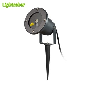 RGB Star Outdoor Waterproof Christmas Laser Light Projector Dots Effect Garden Home Xmas Tree Landscape Show Lighting