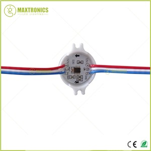500pcs DC12V WS2811 30mm Diffused LED Pixel Module Full Color 3 LEDs 5050 RGB led lamp string D30 modules