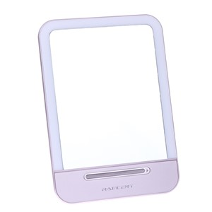 Portable Adjustable Vanity Tabletop Lamp Mini Tablet Charging Touch Screen MakeUp Mirror Cosmetic LED Night light 200LM