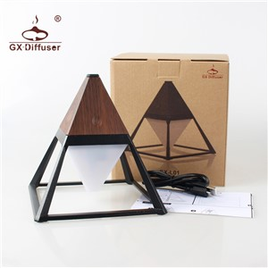 GX.Diffuser Desk Lamp Chargeable Night Light Table Lamp Portable Lamp Dimmable Touch Book Light USB Charging Reading Light