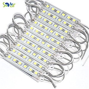 1000pcs 5050 SMD 6LEDs LED Module Pure White Waterproof Light Advertising lamp DC 12V For Sign letters