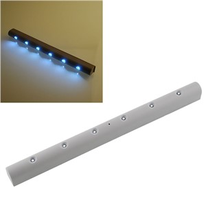 Wireless Motion Sensor 6 LED Light Home Wall Night Stick Light Home LED Lighting Lamp Battery Powered
