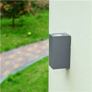 AC85-265V 3W 6W IP54 Outdoor Lamp Waterproof COB LED Wall Light Up and Down Garden Porch Lights Decoration Lighting