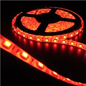 5M 5050 SMD 300 LED Flexible Strip Light String Lamps Waterproof DC12V 72W