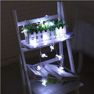 20 Flamingo Led String Light Battery Box Holiday Light For Christmas Wedding Festival Party Home Decoration Light
