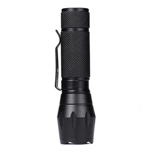 Mini Non-slip Portable LED Flashlight Torch Waterproof AA/1450 Pocket Size For Outdoor Camping Strong-light Flash Light