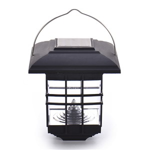 Light-operated Solar LED Lantern NI-MH 60mA Battery Outdoor Lighting Yard Household Hanging Light No Need For Wires