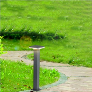 Square garden lights, according to the ground lights, waterproof home garden garden lawn lamp