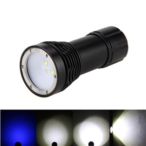 BestFire Light diving flashlight underwater photography 100m macro lights standby diving lights