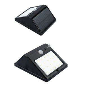 20 LED Motion Sensor Solar Light Outdoor Garden Security Lamp Flood Lights Emergency Lighting