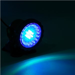 2017 high quality 4pcs Underwater Garden Fountain Fish Tank Pool Pond 36LED Spot Light New