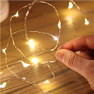 1/3M Battery Operated String Fairy Light 10 30 LED Xmas Light Party Wedding Lamp L15