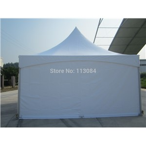 FREE SHIPPING ! 6m x 6m pagoda marquee tent / pinnacle gazebo / tension spring canopy / outdoor awning for wedding and party