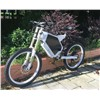 48V60V72V3000W Plus Stealth Bomber Electric bicycle eBike Stealth Bomber e-Bike with 38Ah Lithium Ion Battery Front and Rear