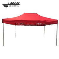 3*4.5m Outdoor Aluminum Folding Advertising Exhibition Evnet Canopy Tent Sun Shelter Awing Car Gazebo Mobile Garages Canopy Tent