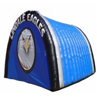hot selling custom outdoor  advertising  inflatable tent inflatable car parking tent / inflatable car booth