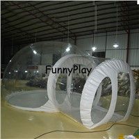 Inflatable bubble hotel,transparent bubble tent for sale,outdoor inflatable advertisement tents,camping inflatable clear tents