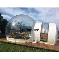 clear Inflatable Bubble Camping Tent,Outdoor inflatable lawn tents,commercial gazebo temporary warehouse tent,festival tent