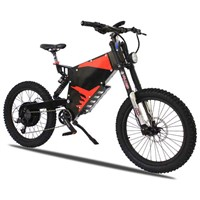 Custom E-MOTOR Electric motorcycle 72V 3000W/5000W Ebike Plus Stealth Bomber Stealth bomber electric mountain bike off-road
