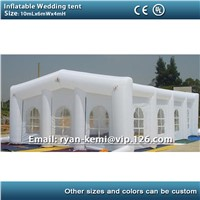 10m inflatable wedding tent inflatable party tent outdoor inflatable tent event good price inflatable marquee cover