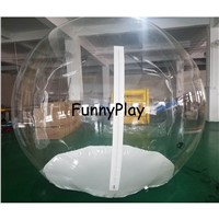 Bubble Inflatable Tent 2M PVC clear Camping Tents Inflatable event promotion tents,transparent bubble tent for trade show