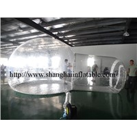 2017 customized clear infatable tent for kids and adults /  inflatable dome tent inflatable bubble tent