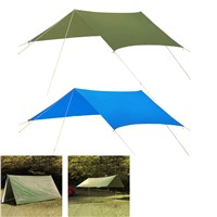 Outdoor Ultralight Sun Shelter Anti Ultraviolet Radiation Beach Tent Waterproof Awning Tent Camping Sunshelter free shipping